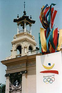 Inauguració jocs olímpics 92' BCN - 1992