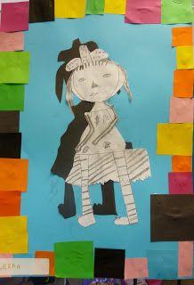 gretchen's art blog: shadow art