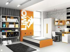 Pokój młodzieżowy - zdjęcie od Gotowe Wnętrza - Pokój dziecka - Styl Nowoczesny - Gotowe Wnętrza