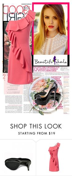 """""""BEAUTIFULHALO 4"""" by almedina-bojic ❤ liked on Polyvore featuring moda y bhalo"""