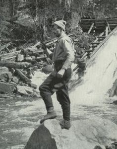 "Thomas John ""Tom"" Thomson (1877-1917) He directly influenced the group of Canadian painters that would come to known as The Group of Seven. Thomson disappeared during a canoeing trip on Canoe Lake in Algonquin Park on July8,1917, and hid body was discovered in the lake eight days later."