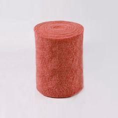 Lã Impermeável - Rosa Velho15x100cm Florists