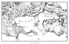 Map of Fortress of Louisbourg and harbour - Yahoo Canada Image Search Results