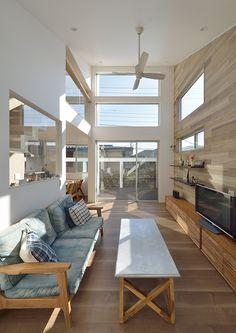 光窓の家・間取り(東京都武蔵野市) | 注文住宅なら建築設計事務所 フリーダムアーキテクツデザイン