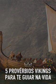 vikings, provérbio