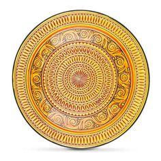 Modern Moroccan Plate