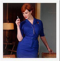 Joan - Christina Hendricks - Mad Men