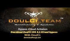 iOS 8.1 doulci icloud bypass