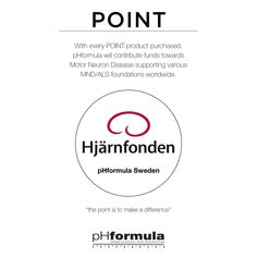 This week we would like to thank our pHformula team in Sweden for working with the Hjärnfonden Association, meeting their goals and making a difference. An amazing testimonial of goodwill, passion and determination! Motor Neuron, Make A Difference, Neurons, Different, Determination, Sweden, Passion, Goals, Amazing