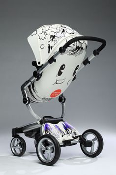 Mima Kids Strollers di Artisti! Personallizato! - Daddy Types
