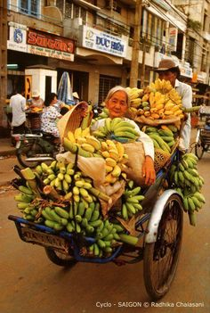 From a long time, Vietnamese people have thought of the cyclo as a familiar means of transport when going out. It is not only close-knit to Vietnamese but also strongly connected with foreigners as all of them are attracted by this unique means at first sight visiting Vietnam.  http://www.vietnamtoursholiday.com