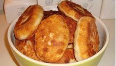 Быстрые картофельные пирожки с мясом