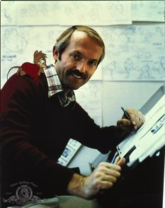 Don Bluth - Great animator brought us Dragons Lair, Secret of Nimh and Many more great animated films