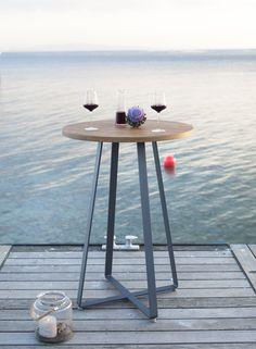 Firma Robert Dauwalter, Immenstaad   Schöne Impressionen Unserer Tische Für  Den Außenbereich. Tischgestell In