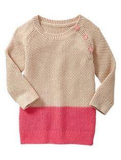 Color block tunic