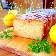 ♡Queen of Pound♡はちみつレモンケーキ♡【パウンドケーキ】|レシピブログ