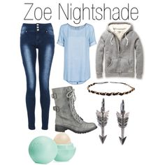 """Zoe Nightshade"" by nroyalxx on Polyvore for @Zöe Nightshade"