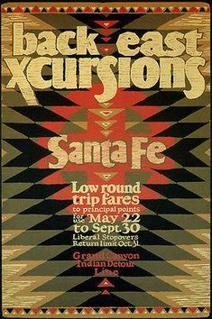 Back East Xcursions Vintage Ad Poster Sam Hyde Harris US 1924 24X36 Prized