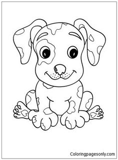 Puppy coloring page – Coloring page – ANIMAL coloring pages – PET coloring pages – DOG coloring pages – DOG […] Make your world more colorful with free printable coloring pages from italks. Our free coloring pages for adults and kids. Puppy Coloring Pages, Free Coloring Pages, Coloring Sheets, Coloring Books, Printable Coloring, Free Puppies, Dogs And Puppies, Dog Face Paints, Yorkshire Puppies