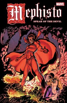 Buy Mephisto: Speak Of The Devil by John Bolton, Neal Adams, Stan Lee and Read this Book on Kobo's Free Apps. Discover Kobo's Vast Collection of Ebooks and Audiobooks Today - Over 4 Million Titles! Mephisto Marvel, Ronan The Accuser, Frank Miller Comics, Bruce Timm, Stan Lee, Cbr, Marvel Comics, Marvel Villains, Book Club Books