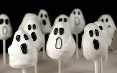 Halloween Cake Pops