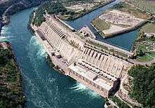 Sir Adam Beck Hydroelectric Generating Stations - Wikipedia, the free encyclopedia