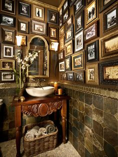 Powder Room Bedroom #Design, Pictures, Remodel, #Decor and Ideas