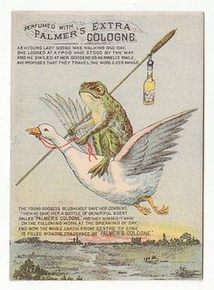 Frog on the back of flying goose carrying cat tail with Palmer's Extra Col Frog Pictures, Funny Animal Pictures, Amazing Frog, Frog Illustration, Bunny Painting, Frog Art, Desenho Tattoo, Frog And Toad, Vintage Artwork