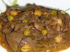 Dinaldalem, Pork Liver in Vinegar and Soy Sauce