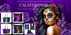 Calavera Girl