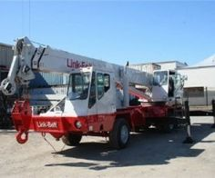 Get Best Deal on Used 1984 Link-belt Crane with Free Price Quotes by Machinery Sales & Consulting for $ 44500 in San Francisco, CA, USA at http://goo.gl/5ejoZz