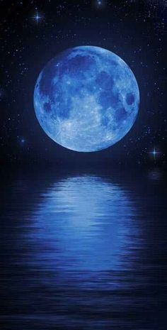 I had a dream about this moon! <3
