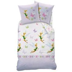 Parure de lit Fée Clochette Fairies Lilas Disney FEE CLOCHETTE - Housse de couette enfant