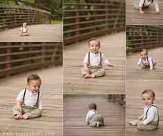 Cutest Little Guy | Raleigh Baby Photography | Be True Baby