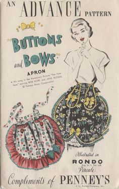 Buttons, Bows, and Bonnie ca. 1948