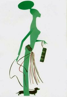 Piet Paris - Ilustración de Moda