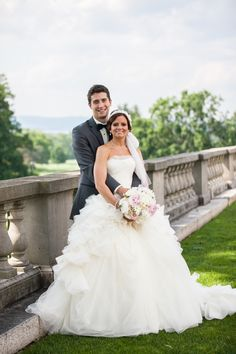 Sleepy Hollow Country Club Wedding from Sara Wight Photography  Read more - http://www.stylemepretty.com/new-york-weddings/2013/11/15/sleepy-hollow-country-club-wedding-from-sara-wight-photography/