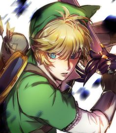 The Legend of Zelda- Link #Game ☆*:.。. o(≧▽≦)o .。.:*☆