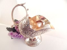 """I added """"Sugar Bowl & Scoop Silverplate"""" to an #inlinkz linkup!http://www.avintageaddiction.com/store/p2102/Silver_Plated_Tea_Serving_Accessory_Sugar_Bowl_and__Scoop_Set_Ornate_Dining_Table_Scuttle_from_A_Vintage_Addiction.html"""