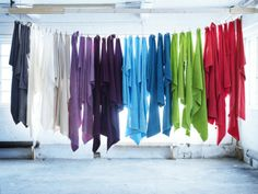 Spring forward with vibrant colored bath towels!