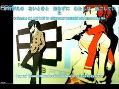 Persona 3 - Kimi no Kioku / Memories of You [ENG SUB] - YouTube