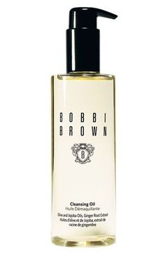 "Bobbi Brown Cleansing Oil, $42 from Bobbi Brown | 41 Beauty Products That ""Really Work,"" According To Pinterest"
