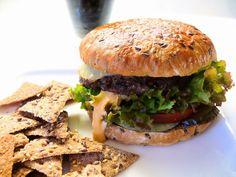 Beer Burger/Olut Burger
