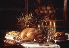 Recipes for Thanksgiving Foods and Beverages | DianasDesserts.com