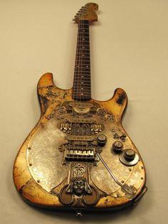 Tony Cochran Chalicecaster #guitar