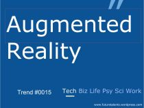 Tech Trends Cards : Augmented Reality #AugmentedReality #Tech #Trends #Cards #Tendances