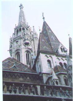 Hungary - Budapest, Mathias church