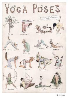 84 classic yoga asanas pdf  google search  all yoga