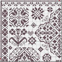 Cross Stitch Pattern 1