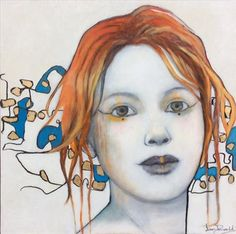 Kloé - Joan Dumouchel - Galerie d'art Iris, Baie-Saint-Paul - Charlevoix